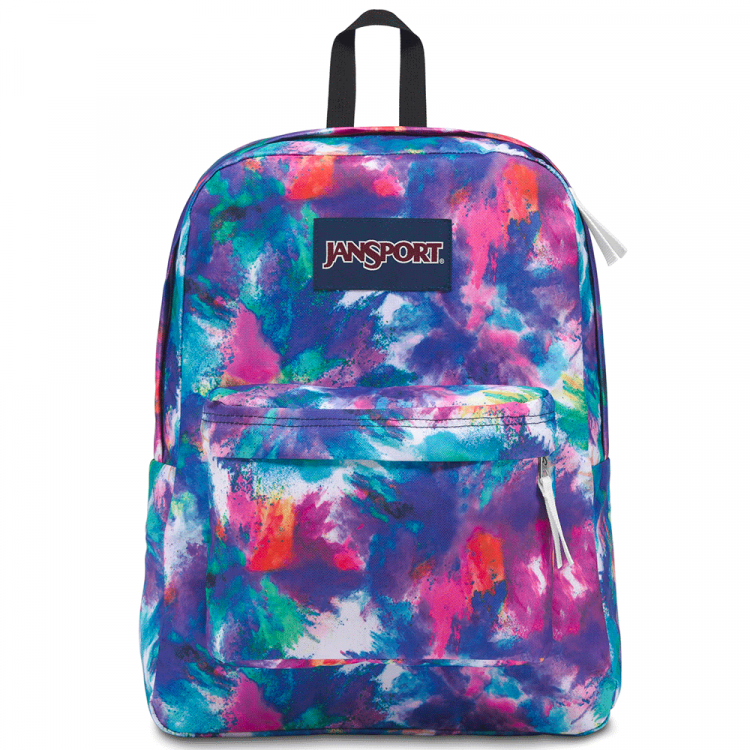 Mochila JanSport Superbreak Dye Bomb 25L