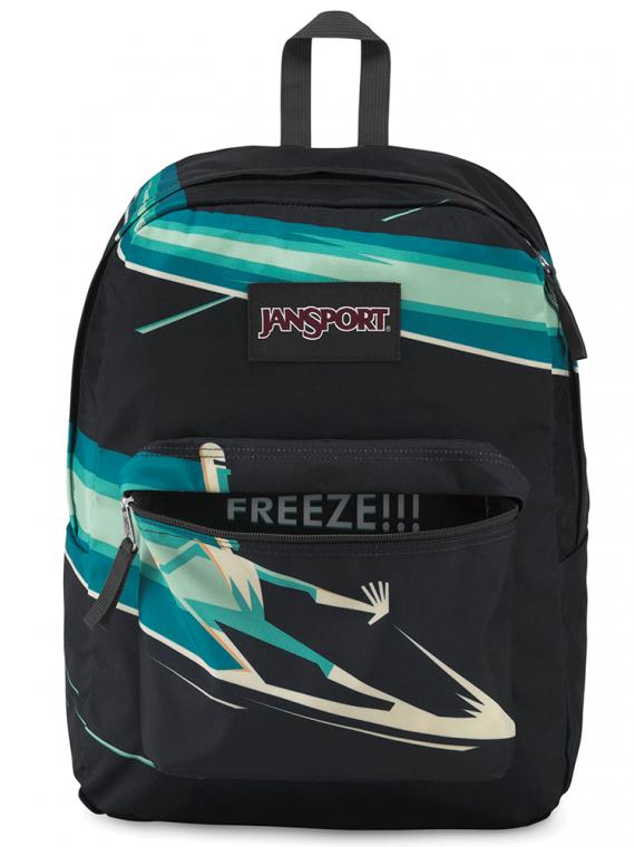 Mochila JanSport High Stakes Los Increíbles Frozone 25L