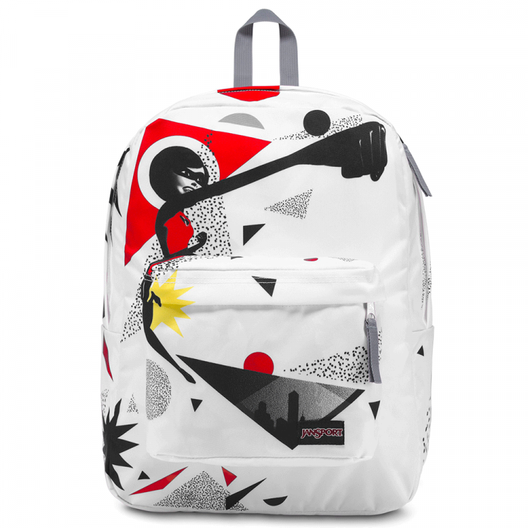 Mochila JanSport High Stakes Los Increíbles Girl Punch 25L