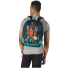 Mochila JanSport Superbreak Los Increibles Family City Escape JS0A3P1F-52U