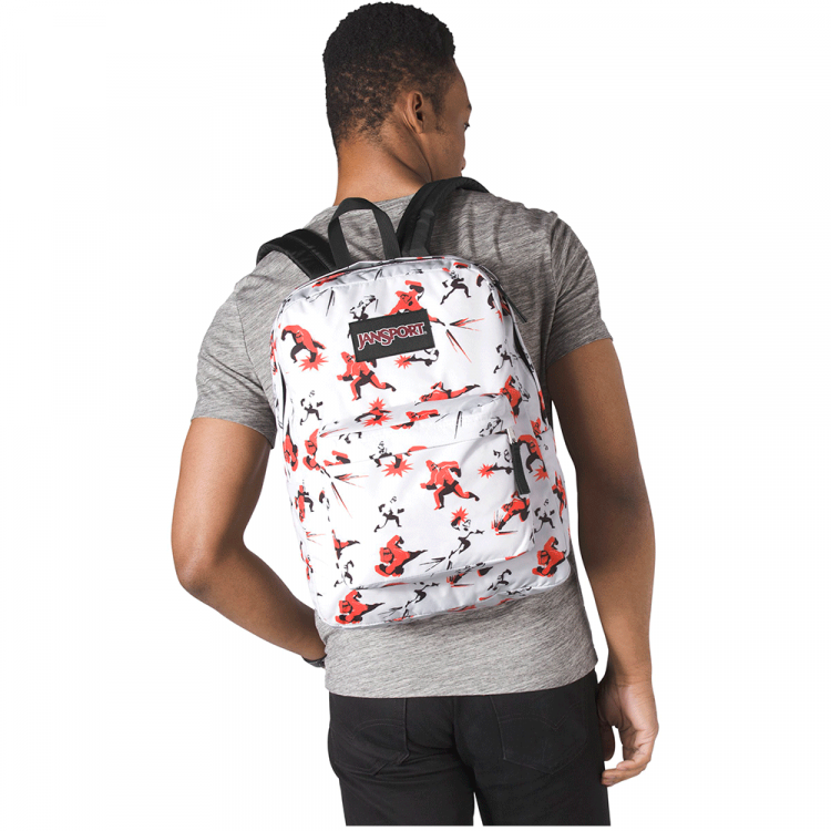Monchila janSport Superbreak Mr. Increible JS0A3P1G-51J