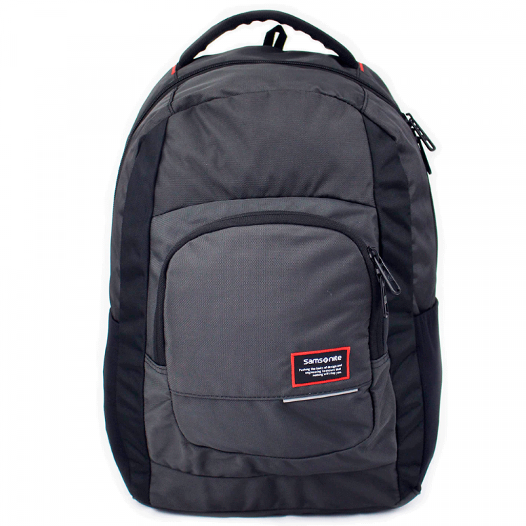 Mochila Samsonite Emotion Nero Gris