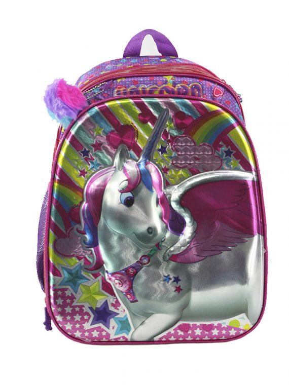Mochila Grande Unicorn 3516UNR-1656-M
