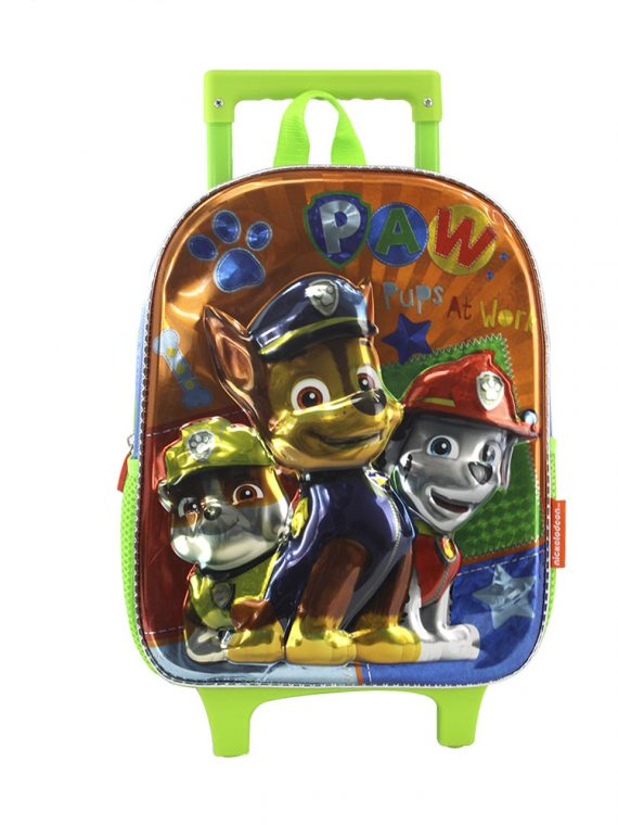 Mochila Paw Patrol Pups At Work XXR-PW-M1720-V