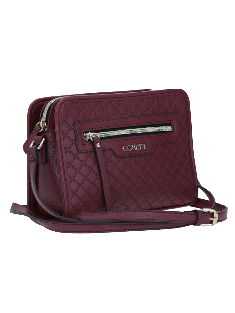 Cartera Gorétt Tipo Cross Body GF19328-R